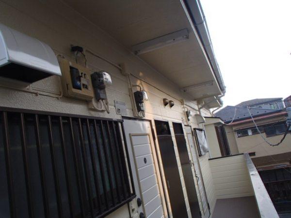 江東区アパート改装工事