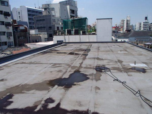 墨田区八広 屋上防水工事