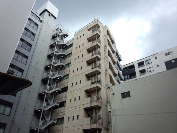 東京都中央区Sビル改装工事