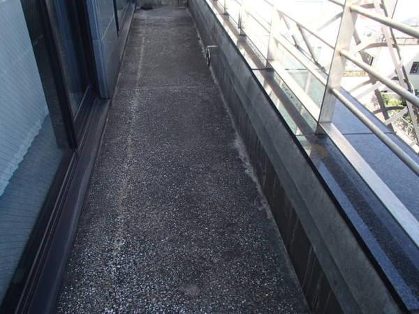 中央区Mビル防水工事